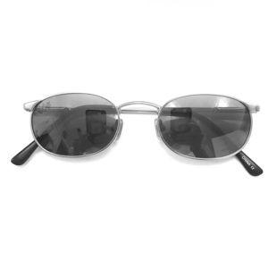 Fossil sunglasses mirror lenses flex hinge petite